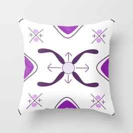 Tazewzawt Throw Pillow
