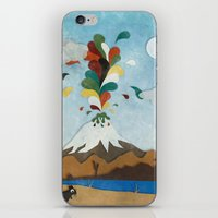 chile iPhone & iPod Skins featuring Norte de Chile by i am nito