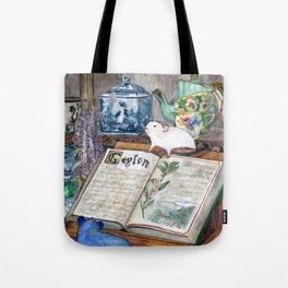 Ceylon & Lily Tote Bag
