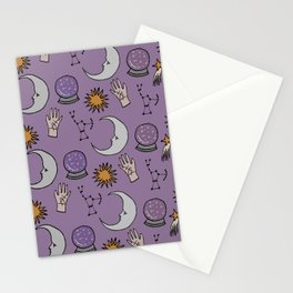 Crystal Baller Stationery Cards