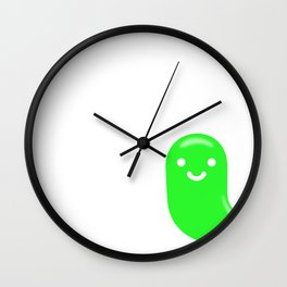 Hello! My name is Cute Bug Wall Clock