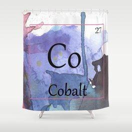 Elementals: Co Shower Curtain