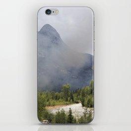 Smoke and Rust iPhone Skin