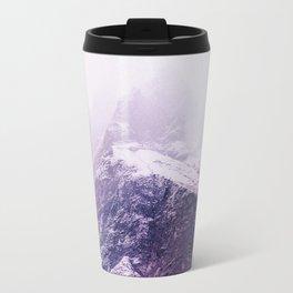 Lavender mountains Travel Mug