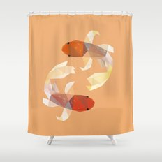 Koi Fish. Shower Curtain
