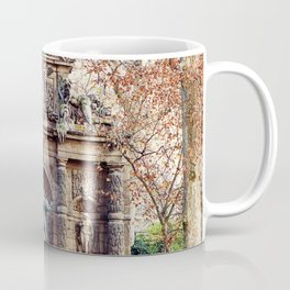 Medici Fountain in Autumn Coffee Mug