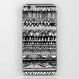 Tribal Heart iPhone Skin
