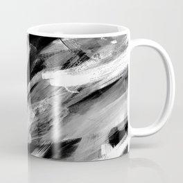 Abstract Artwork Greyscale #1 Coffee Mug