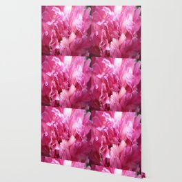 Pink Flower Petals Close-up #decor #society6 #homedecor #buyart Wallpaper