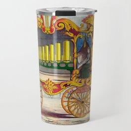 Vintage poster - Calliope Travel Mug
