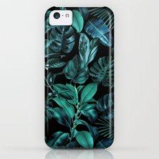 Tropical Garden iPhone 5c Slim Case
