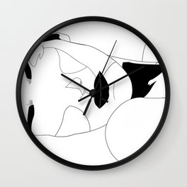 I PUT A SPELL ON YOU. Wall Clock