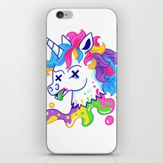 Deadicorn iPhone & iPod Skin