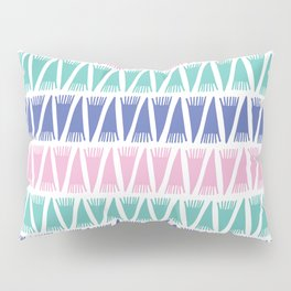 Tee Pee Pop Pillow Sham