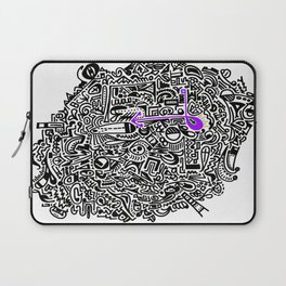Doodle This! Laptop Sleeve