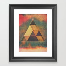9try Framed Art Print