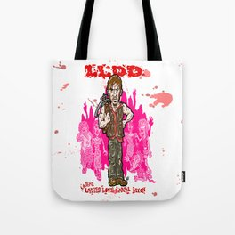 LLDD (Undead) Ladies LOVE Daryl Dixon from The Walking Dead Tote Bag
