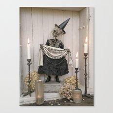 Rucus Studio Muerte - Dia de los Muertos Canvas Print