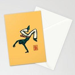 Capoeira 620 Stationery Cards
