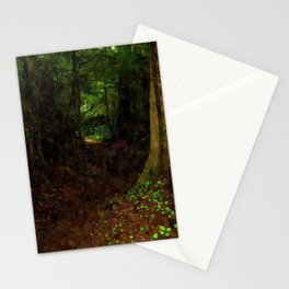 Faerytale Forest Stationery Cards
