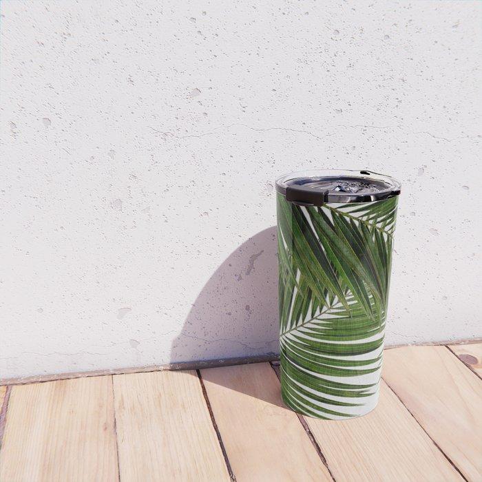 Palm Leaf III Travel Mug
