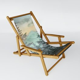 Pine Trees Sling Chair
