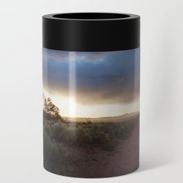 New Mexico Sunset Can Cooler