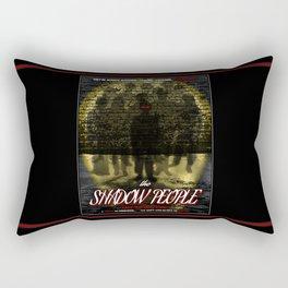 The Shadow People Rectangular Pillow