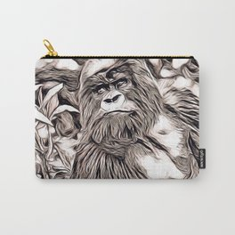 Rustic Style - Gorilla Carry-All Pouch