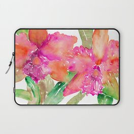 ORCHID LOVE Laptop Sleeve