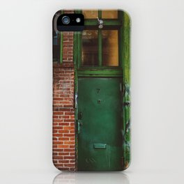 East Village II iPhone Case