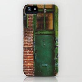 East Village II iPhone Case