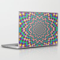 bender Laptop & iPad Skins featuring Eye Bender by Objowl