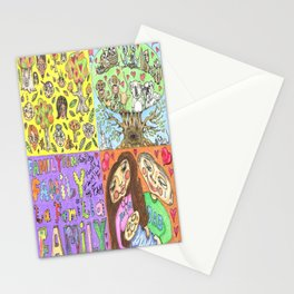 Family Tree Stationery Cards