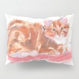 Ginger Girl Pillow Sham