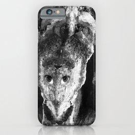 Watercolor Anthropomorphism 80 iPhone Case