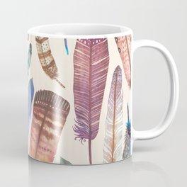 Floating Feathers Coffee Mug