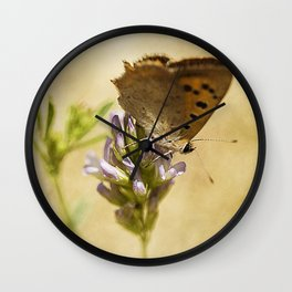 meadow lifes #6 Wall Clock