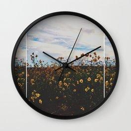 Rez Vibes Wall Clock