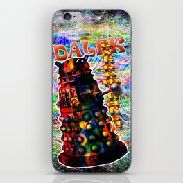 Dalek - Exterminate! by Mark Compton iPhone Skin