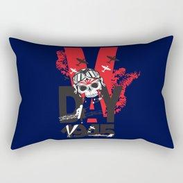 BFV BATTLEFIELD V V-Day Rectangular Pillow
