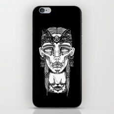 Calakmul iPhone & iPod Skin