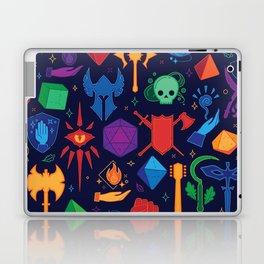 TTRPG Forever - Color Laptop & iPad Skin