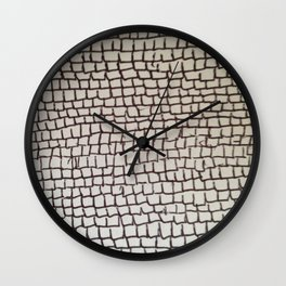 Doodle 2 Wall Clock