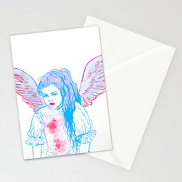 Art Angel Stationery Cards