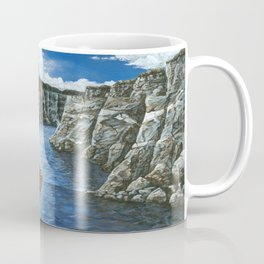 Colorado Flag Polyscape Coffee Mug