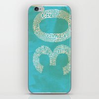 30 rock iPhone & iPod Skins featuring 30 by axemangraphics