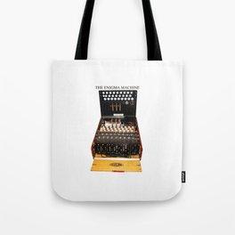 The Secret Code Machine Tote Bag