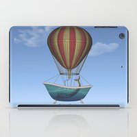 whales iPad Cases featuring Whales by Galen Valle