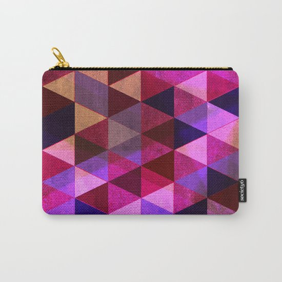 Abstract #434 Carry-All Pouch